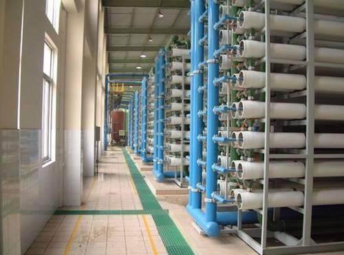 電力鍋爐補給水處理設備